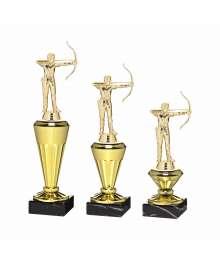 Trophées TIR A L'ARC H B-X701S-B-X702S-B-X703S