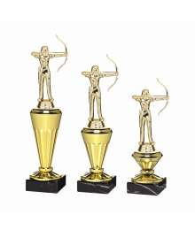 Trophées TIR A L'ARC F  3222.S-3223.S-3224.S