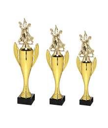 Trophée Sport Danse de salon B-X721.01S.D49 - B-X722.01S.D49 - B-X723.01S.D49