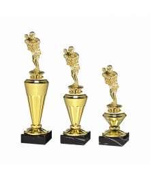 Trophées POMPIER B-X701S-B-X702S-B-X703S