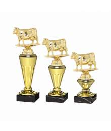 Trophées TAUREAU B-X701S-B-X702S-B-X703S
