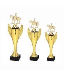 Trophée Sport Equitation B-X721.01S.D56 - B-X722.01S.D56 - B-X723.01S.D56