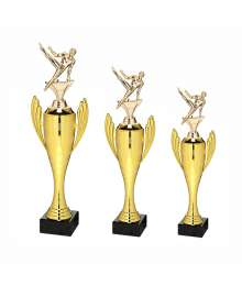 Trophée Sport Gymnastique Homme 3116S.D67 - 3117S.D67 - 3118S.D67