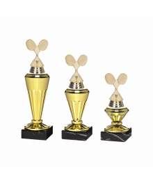 Trophées BADMINTON B-X701S-B-X702S-B-X703S