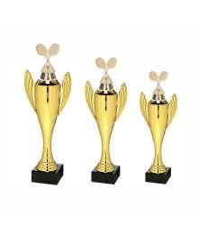 Trophée Sport Badminton B-X721.01S.D81 - B-X722.01S.D81 - B-X723.01S.D81