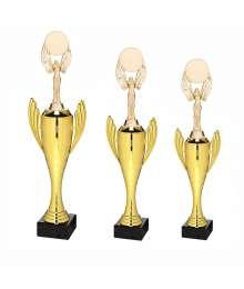 Trophée Sport Victoire avec pastille B-X721.01S.D80 - B-X722.01S.D80 - B-X723.01S.D80