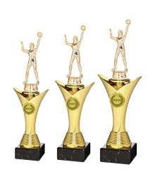 Trophees VOLLEY B-X711.01S-B-X712.01S-B-X713.01S