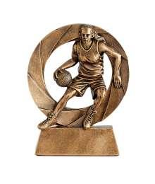 Trophées Résine Basket Femme 4959