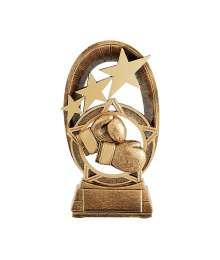 Trophées Résine Boxe 5489
