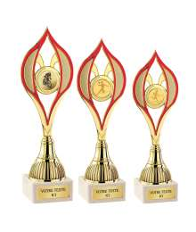 Trophées Divers Pastille Non Collées 3305 - 3306 - 3307