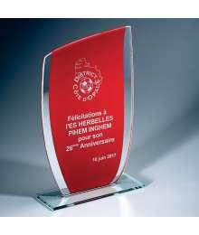 Trophées Création Verre 6234 - 6235 - 6236