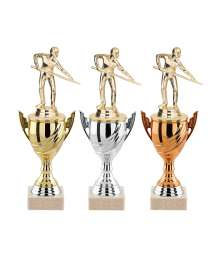 Trophees BILLARD 3113.S - 3114.S - 3115.S