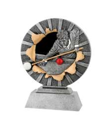 Trophées Résine Billard FG1159 ET2K