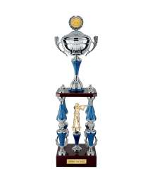 Trophée à Etage Sport 3013S Tir Carabine