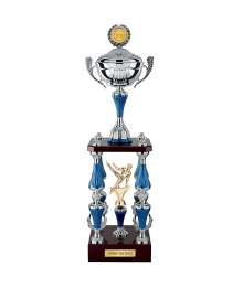 Trophée à Etage Sport 3013S Gymnastique Homme