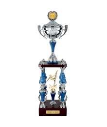 Trophée à Etage Sport 3013S Gymnastique Femme