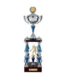 Trophée à Etage Sport 3013S Basket Femme
