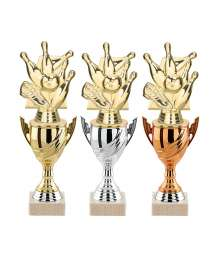 Trophees BOWLING T-3852.S - T-3853.S - T-3854.S