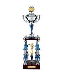 Trophée à Etage Sport 3013S Tir Pistolet