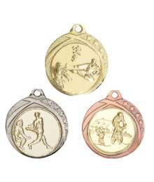 Médaille 32mm avec Pastille - 8232