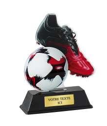 Trophée Acrylique FOOT - PN028
