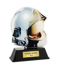 Trophée Acrylique POMPIER - PN055
