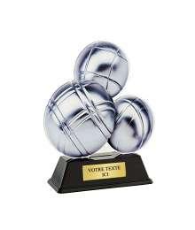 Trophée Acrylique PETANQUE - PN040