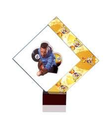 Trophées Verre BILLARD 4024 MJ
