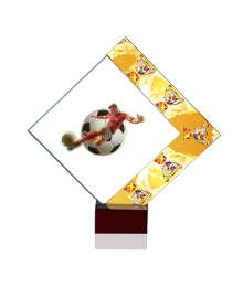 Trophées Verre FOOTBALL 4024 MJ