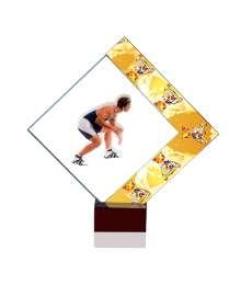 Trophées Verre LUTTE 4024 MJ
