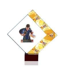 Trophées Verre TENNIS DE TABLE 4024 MJ