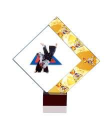 Trophées Verre KARATE 4024 MJ