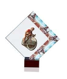 Trophées Verre CYCLISME 4120 MJ