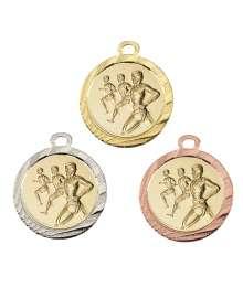 Médaille 32mm avec Pastille Football - B-8229