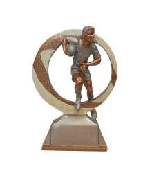 Trophées Résine Rugby 4234