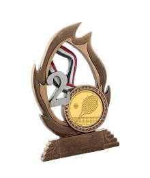 Trophées Résine Numéro 2 Porte Pastille 4464
