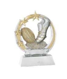 Trophées Résine Rugby 4151