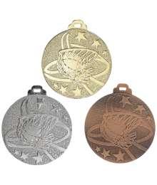 Médaille Frappée 50mm Basket -  F-NY02