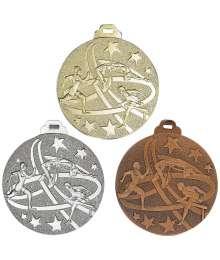 Médaille Frappée 50mm Athlétisme - F-NY05