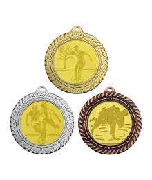 Médaille 70mm avec Pastille - T-M792D - T-M792A - T-M792B