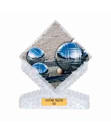 Trophée Céramique Pétanque - F-46115
