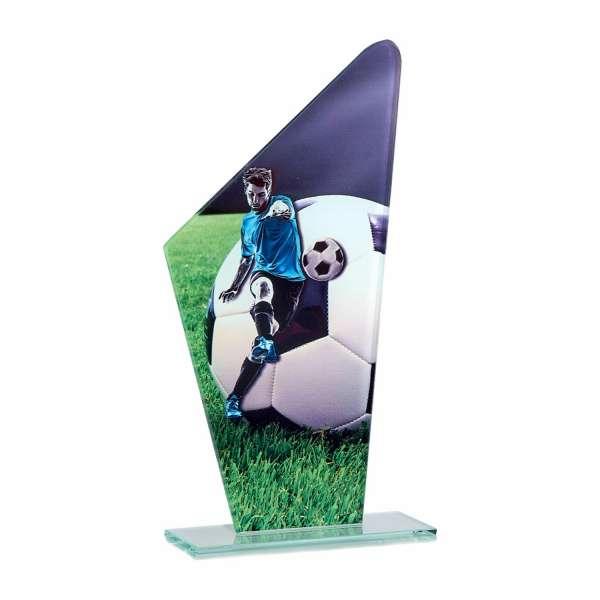 Trophée Verre Football - F-66110