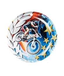 Médaille Céramique Couleurs 70mm VTT - F-NA10