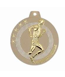 Médaille Frappée 50mm Cross - F-NQ03D