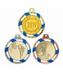Médaille 70mm avec Pastille - 8550