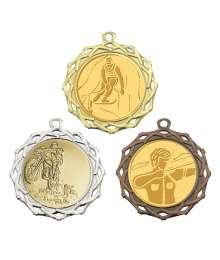 Médaille 70mm avec Pastille - B-8538
