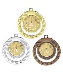 Médaille 50mm avec Pastille - B-8331