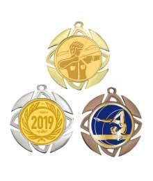 Médaille 70mm avec Pastille - B-8537