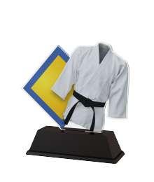 Trophée Acrylique EXCLUSIVITE Judo/Karaté - BA-FA200A-M6 - BA-FA200B-M6 - BA-FA200C-M6