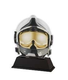 Trophée Acrylique EXCLUSIVITE Pompier - BA-FA210A-M1